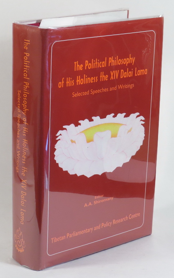 Image for The Political Philosophy of His Holiness the XIV Dalai Lama: Selected Speeches and Writings