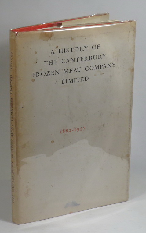 Image for The Canterbury Frozen Meat Company Ltd. : the First Seventy-Five Years