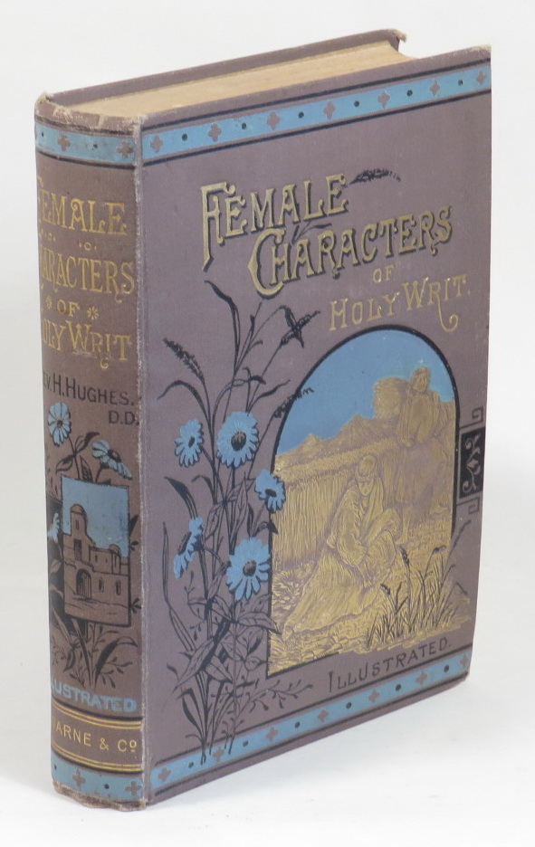 Image for Female Characters of Holy Writ