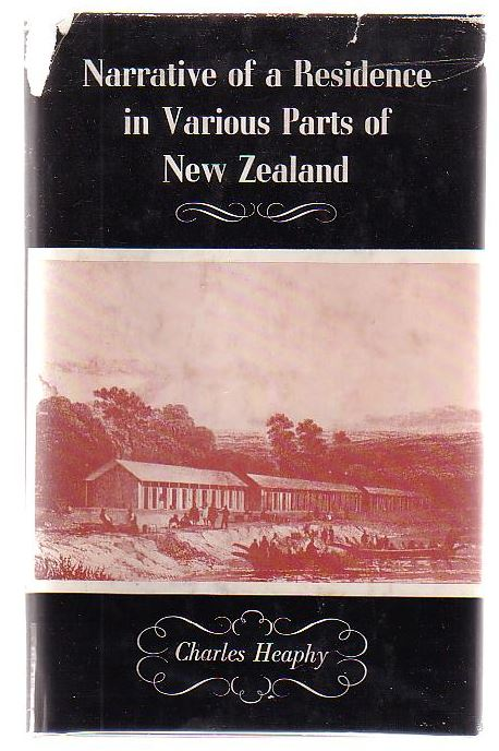 Image for Narrative Of A Residence In Various Parts Of New Zealand Together With A Description Of The Present State Of The Company's Settlements