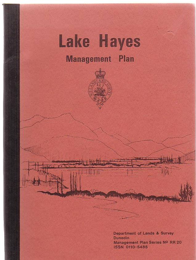 Image for Lake Hayes Reserves Management Plan