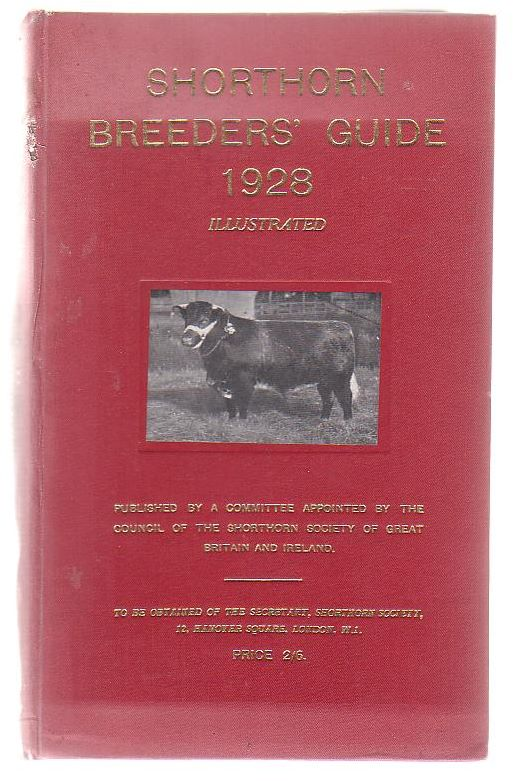 Image for Shorthorn Breeders' Guide 1928