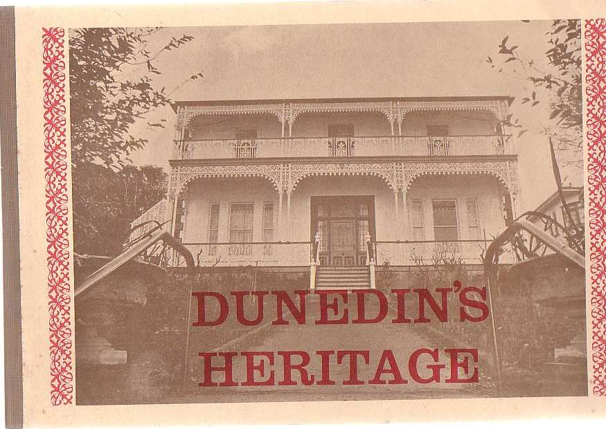 Image for Dunedin's Heritage