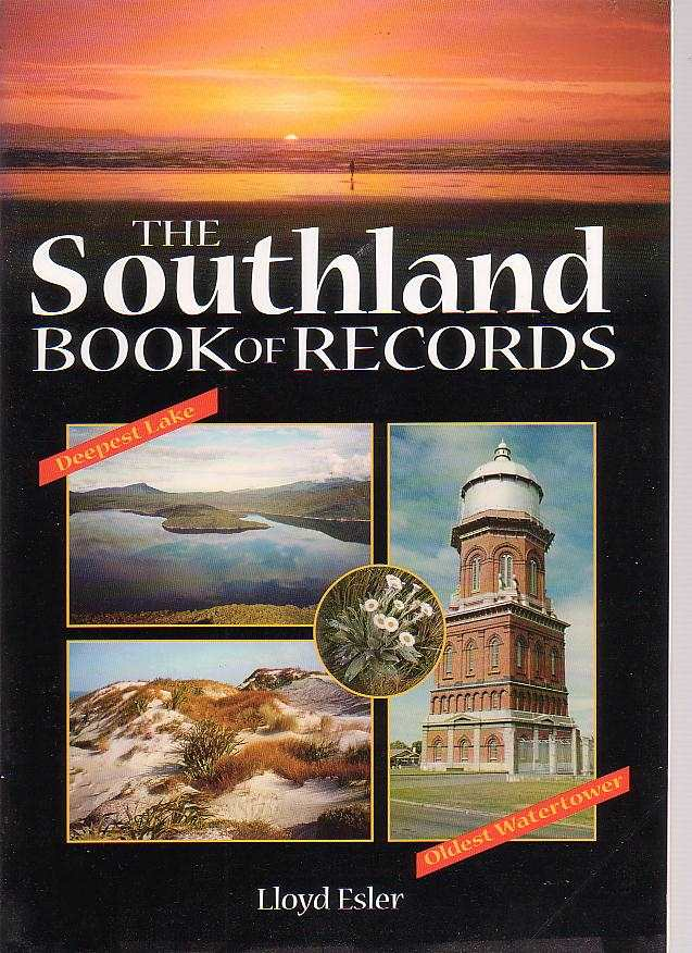 Image for The Southland Book of Records