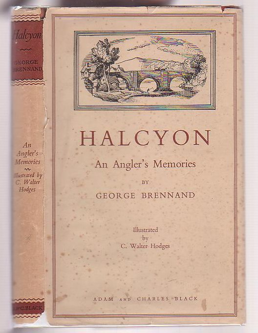 Image for Halcyon: An Angler's Memories