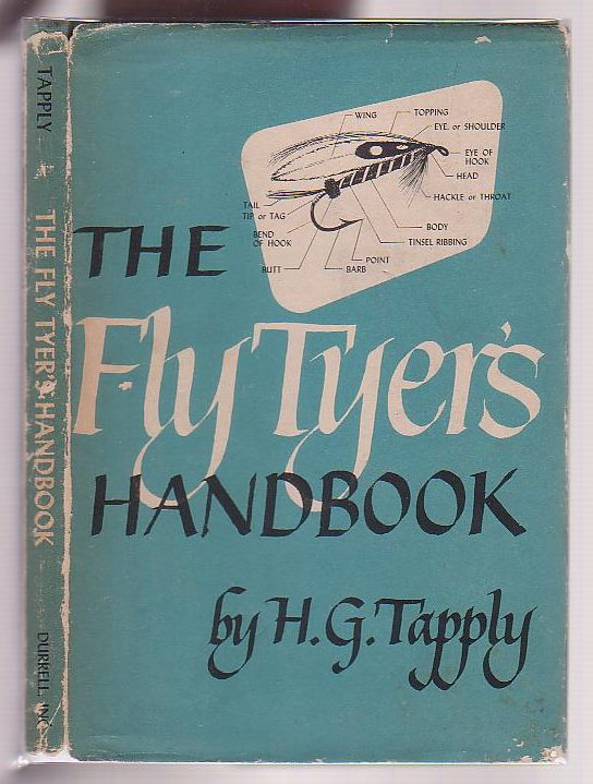 The Fly Tyer's Handbook