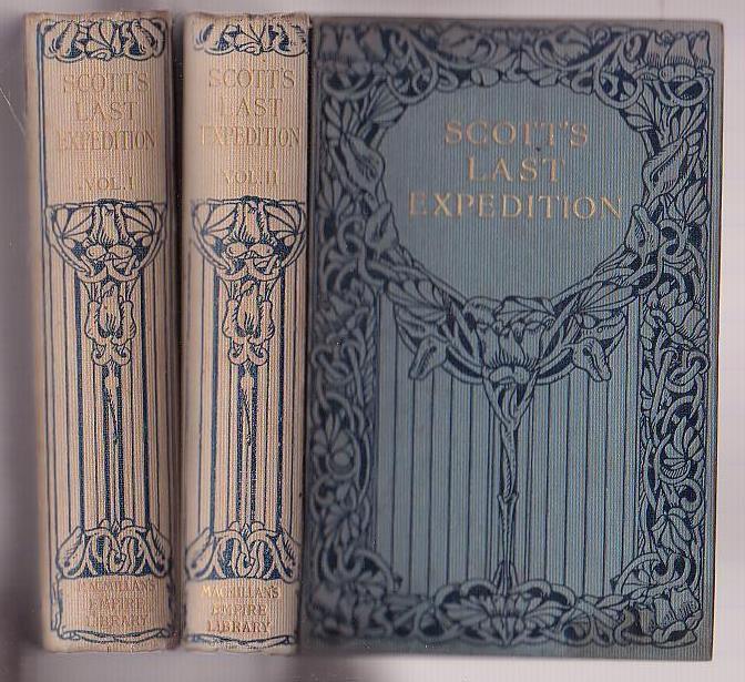 Scott's Last Expedition (Two Volumes)