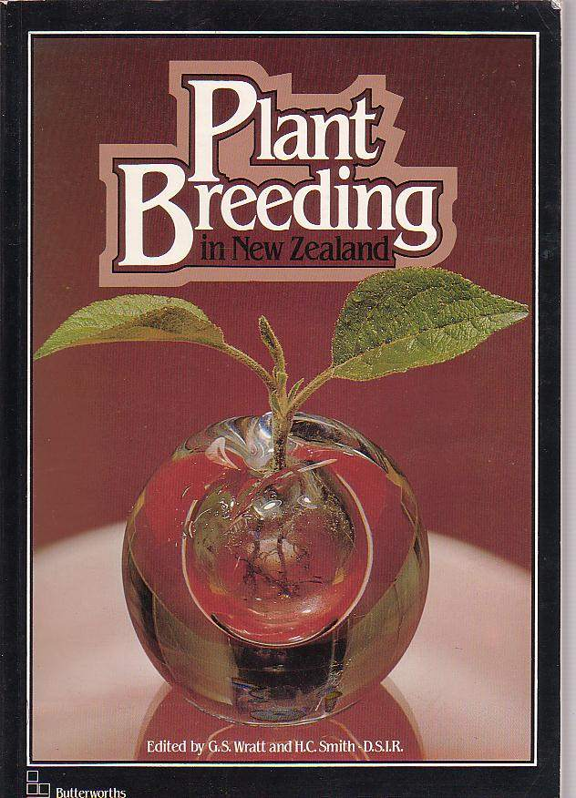 Image for Plant Breeding in New Zealand