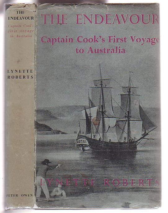 Image for The Endeavour: Captain Cook's First Voyage to Australia