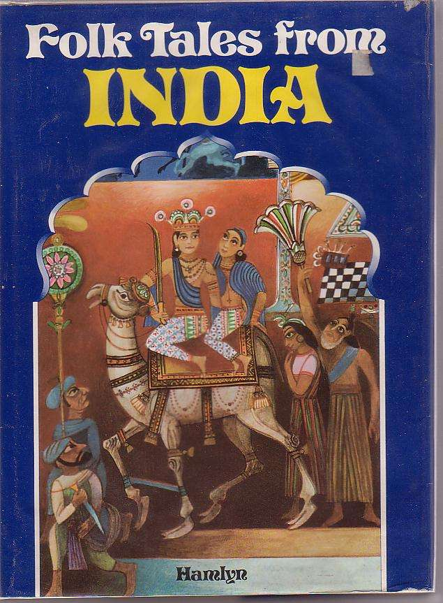 Image for Folk Tales from India