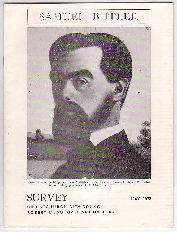 Image for Survey: May 1972. Samuel Butler Commemorative Edition
