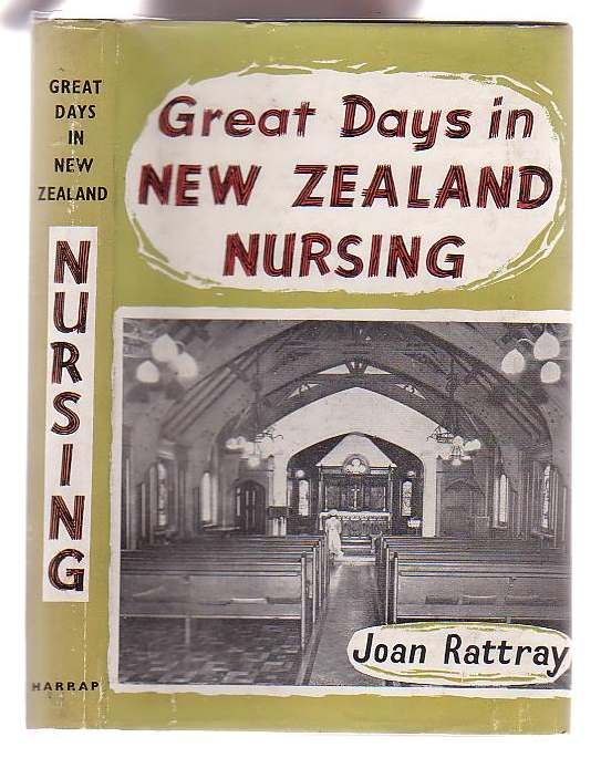 Image for Great Days in New Zealand Nursing