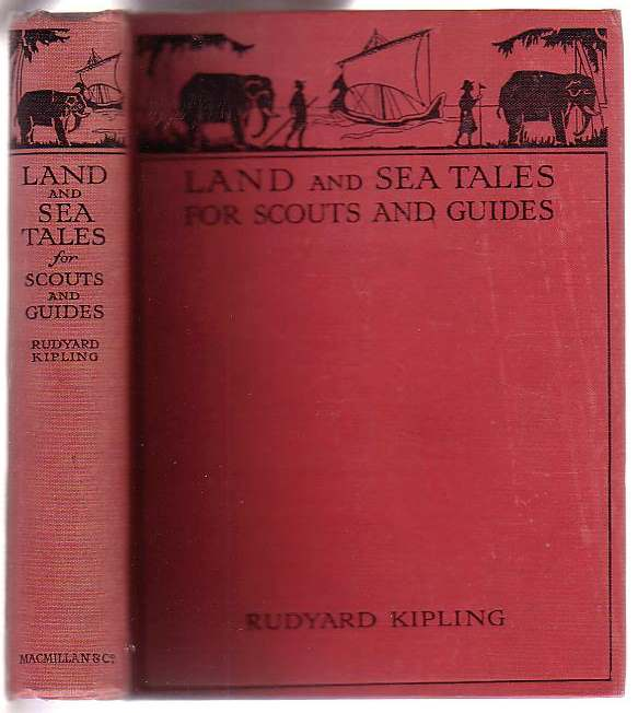 Image for Land and Sea Tales for Scouts and Guides
