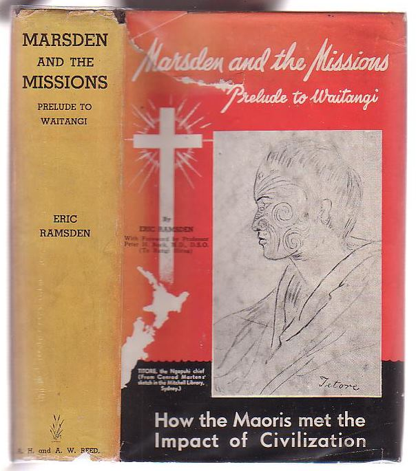 Image for Marsden and the Missions: Prelude to Waitangi