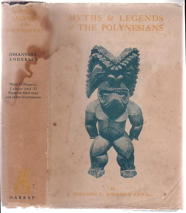 Image for Myths & Legends of the Polynesians