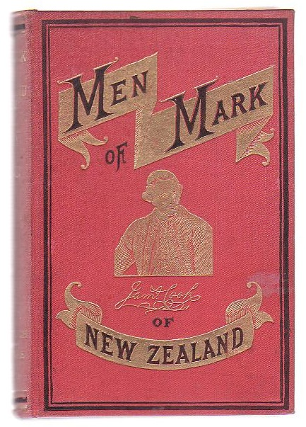 Image for Men of Mark of New Zealand