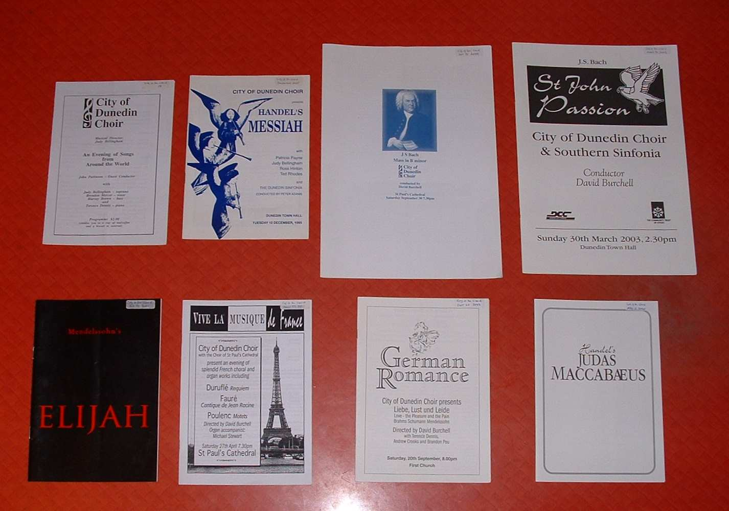 Image for Collection of Eight Programmes