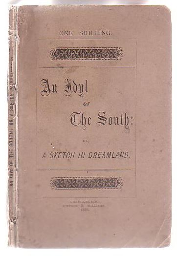 Image for An Idyl of the South: or A Sketch in Dreamland