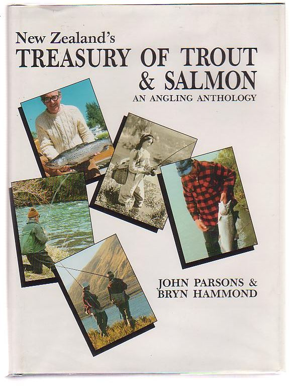 Image for New Zealand's Treasury of Trout and Salmon: An Angling Anthology