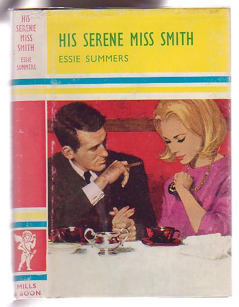 Image for His Serene Miss Smith