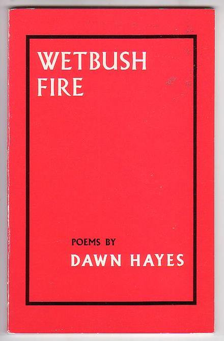 Image for Wetbush Fire: Poems