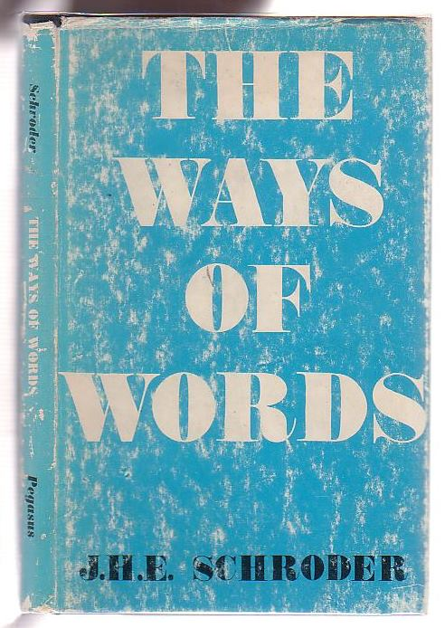 Image for The Ways of Words