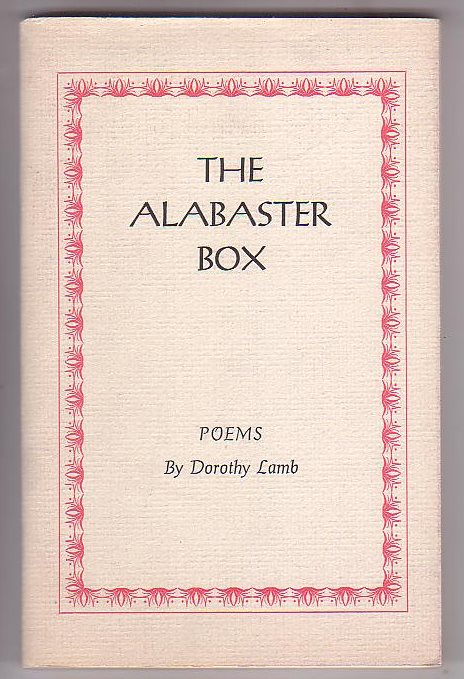 Image for The Alabaster Box and other Poems