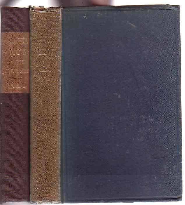 Image for Parochial Sermons (Two Volumes)