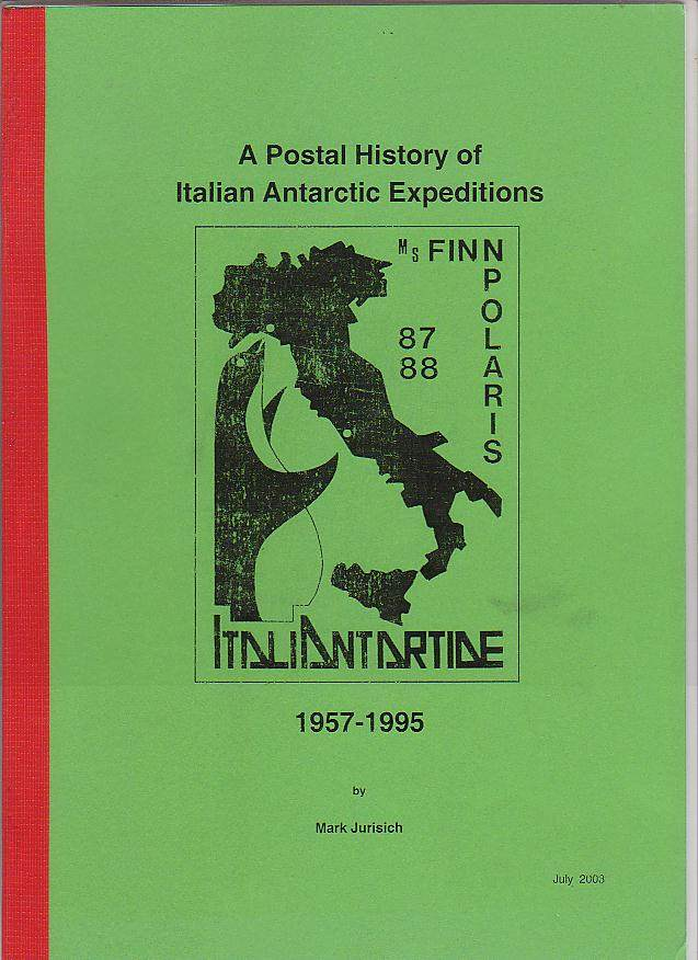 Image for A Postal History of Italian Antarctic Expedition 1957-1995