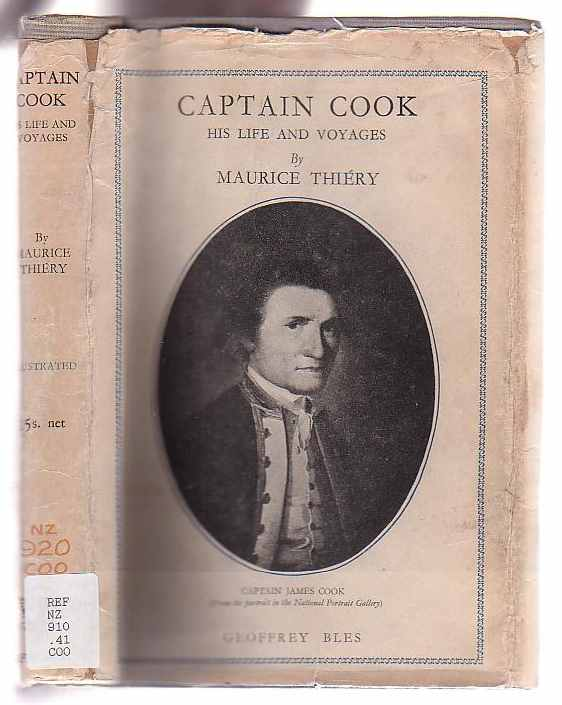Image for The Life and Voyages of Captain Cook