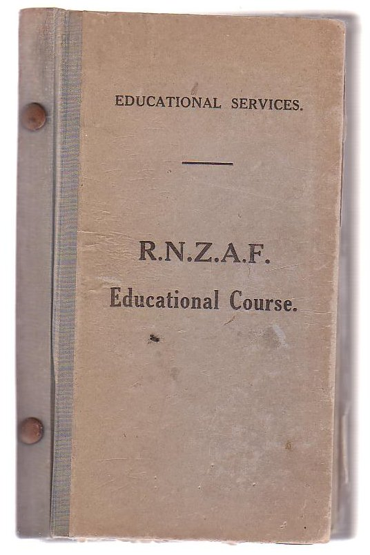 Image for R.N.Z.A.F. Education Course