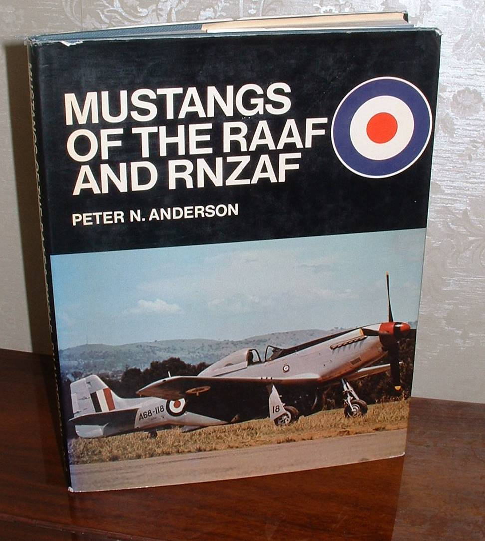 Image for Mustangs of the RAAF and RNZAF