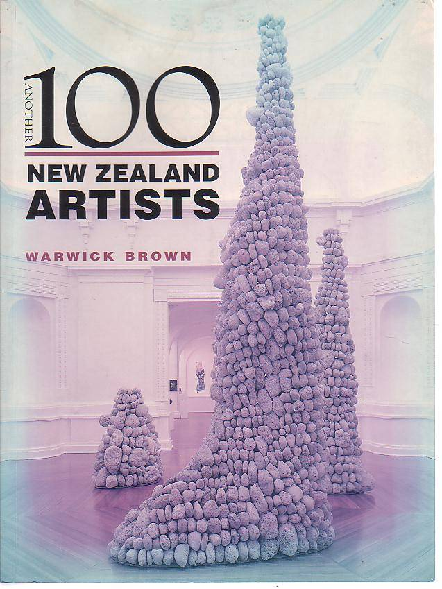 Image for Another 100 New Zealand Artists
