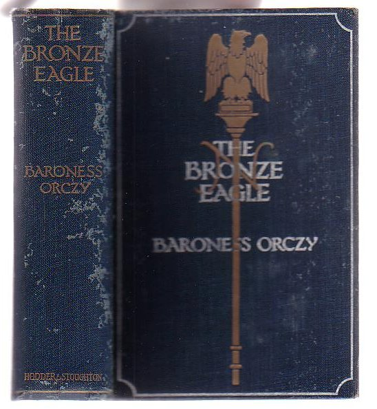 Image for The Bronze Eagle