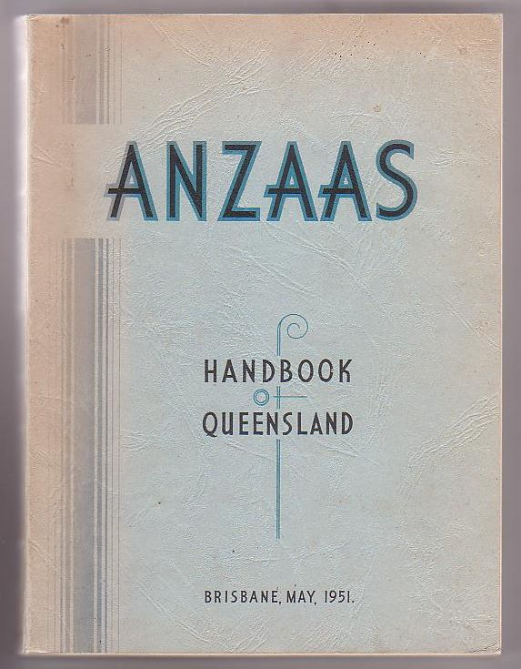 Image for Australian and New Zealand Association for the Advancement of Science. Handbook of Queensland