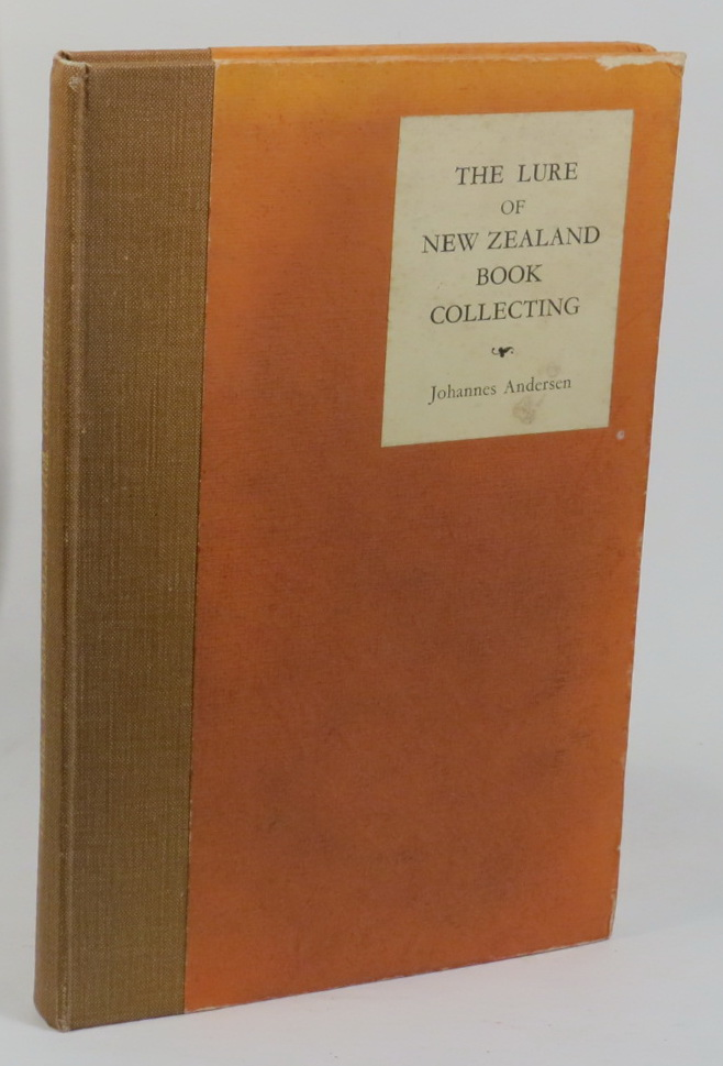 Image for The Lure of New Zealand Book Collecting