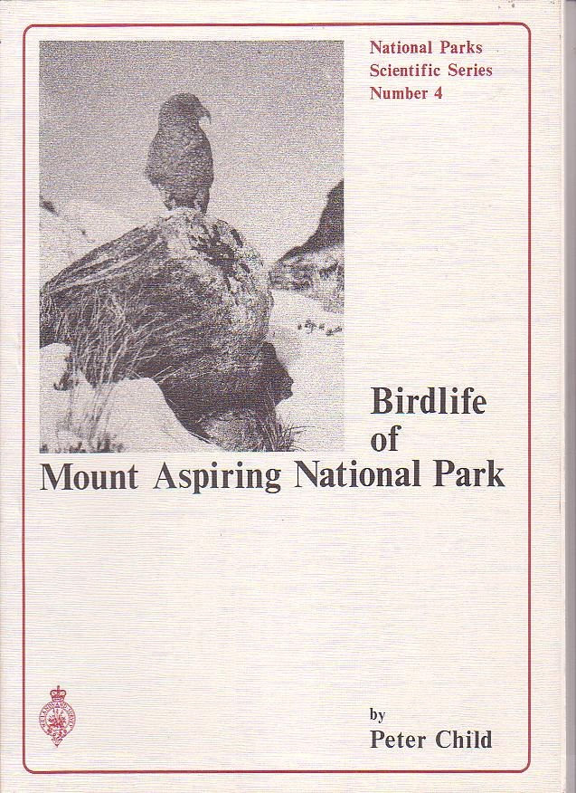 Image for Birdlife of Mount Aspiring National Park