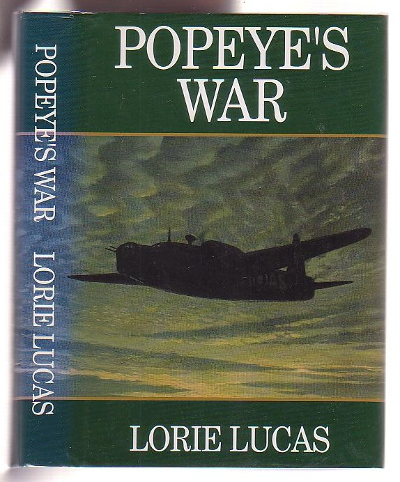 Image for Popeye's War