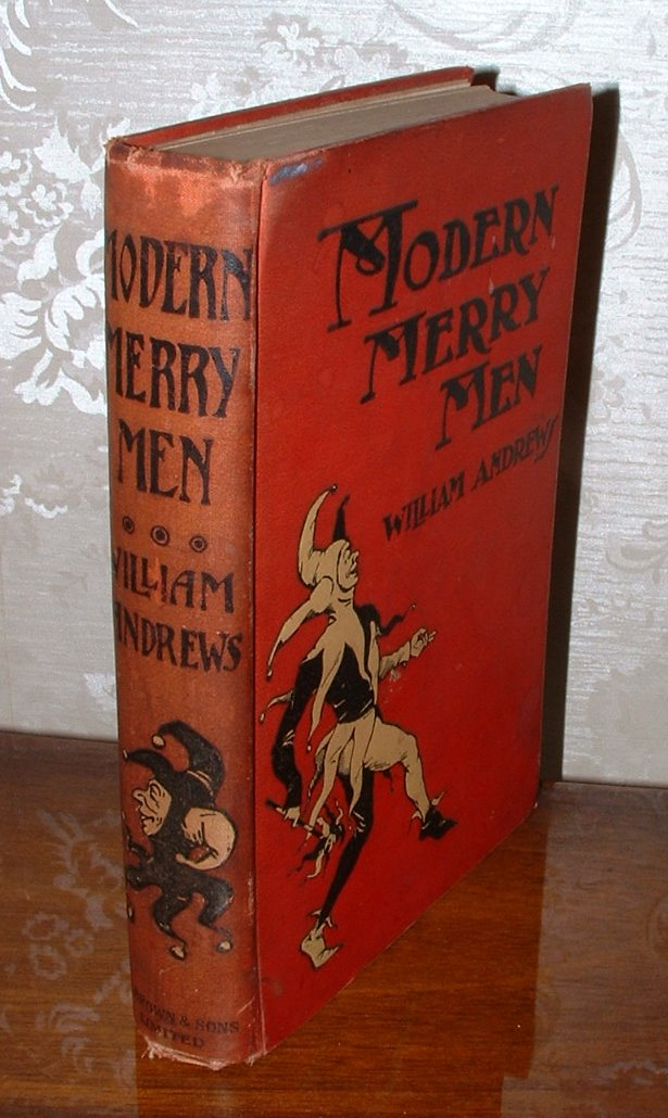 Image for Modern Merry Men. Authors in the Lighter Vein in the Victorian Era