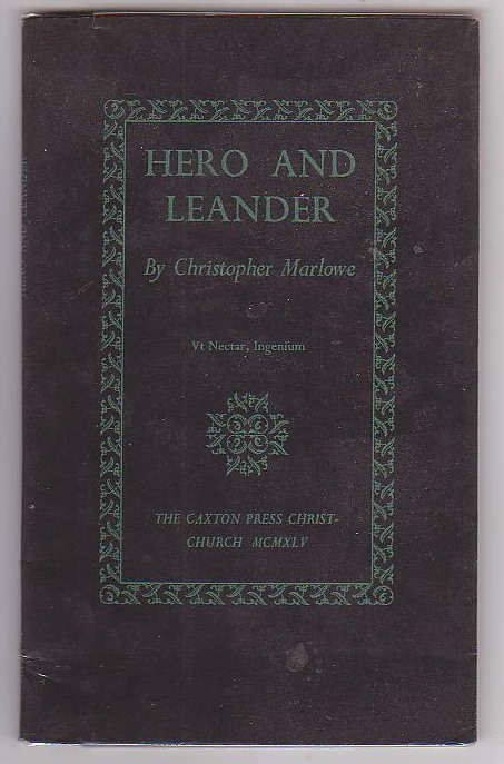 Image for Hero and Leander