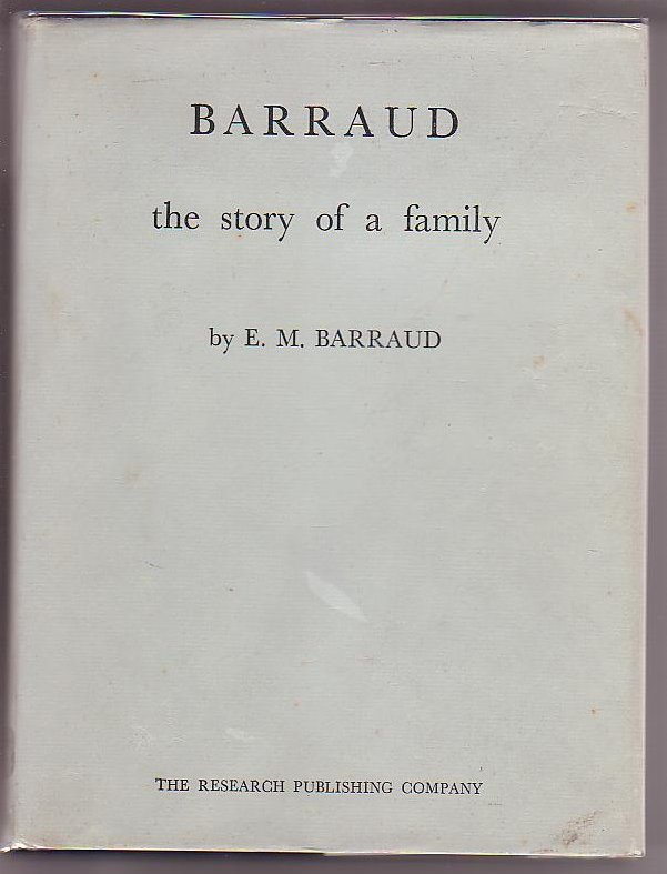 Image for Barraud: the story of a family