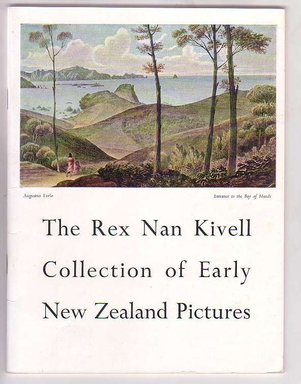 Image for The Rex Nan Kivell Collection of Early New Zealand Pictures