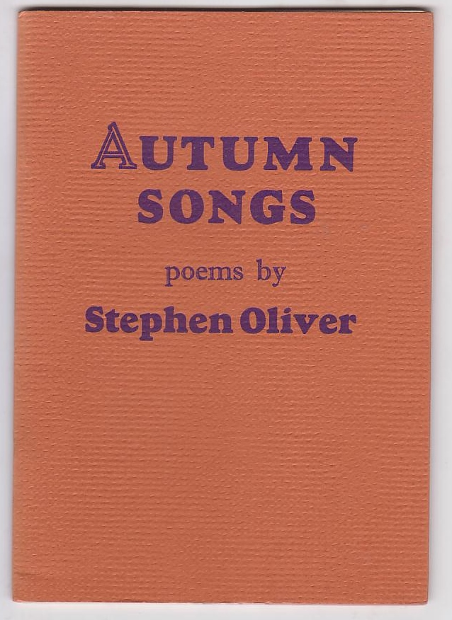 Image for Autumn Songs