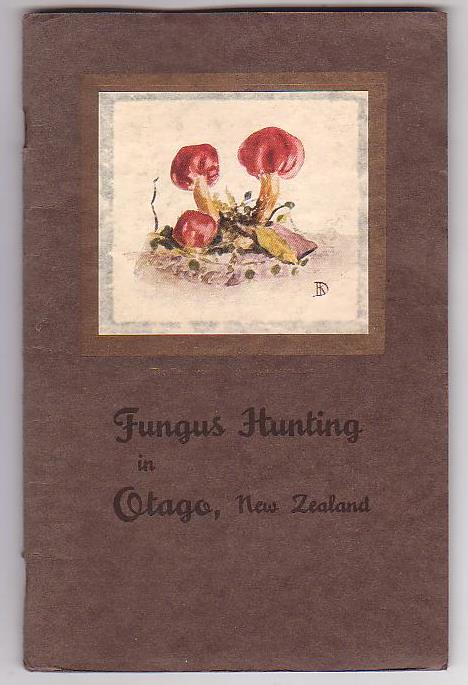 Image for Fungus Hunting in Otago, New Zealand