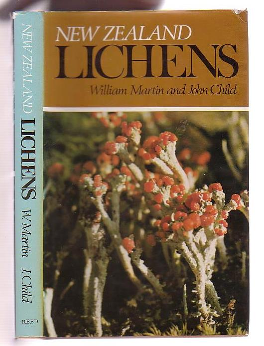 Image for New Zealand Lichens