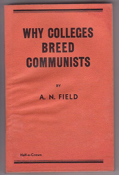 Image for Why Colleges Breed Communists