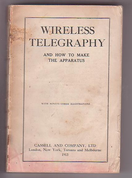 Image for Wireless Telegraphy and How to Make the Apparatus