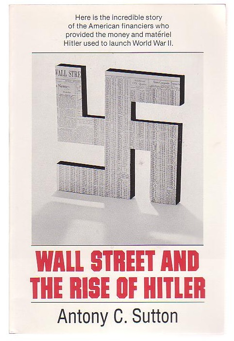 Image for Wall Street and the Rise of Hitler