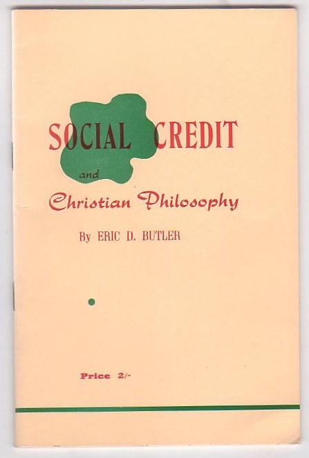 Image for Social Credit and Christian Philosophy