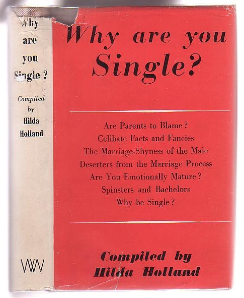 Image for Why Are You Single?